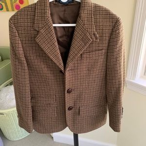 Like New Size 7 Ralph Lauren Tweed Blazer